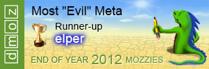2012 Most evil meta - Runner Up - The title says it all.